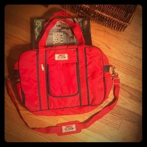 Vintage Jet Pack 1980's Duffle Shoulder Gym Bag